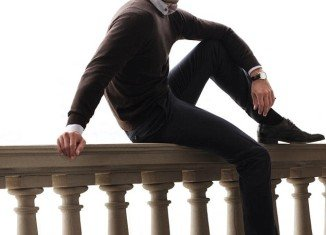 Supermodel David Gandy is the new face of Marks and Spencer's Collezione menswear range