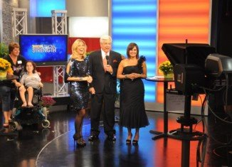 The 2012 edition of MDA Telethon, now renamed the MDA Show of Strength, was reduced to three hours for prime-time broadcast