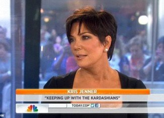 Today show aired Kris Jenner talking about her breast implant, but failed to show 9-11 moment of silence