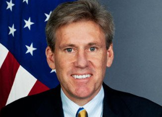 US ambassador to Libya, Christopher Stevens, is among four Americans killed in an attack on the US consulate in Benghazi