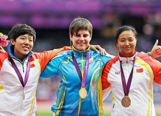 Ukraine's Mariia Pomazan originally won gold and Wu Qing of China silver, but the pair has swapped places in the new revised medal table