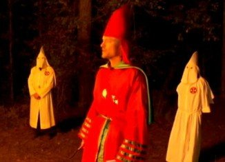 A series of documentaries aired on Abc's Nightline has laid bare the shocking truth about the Ku Klux Klan which remains very much in existence