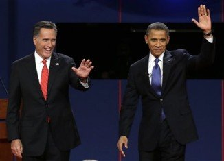 As election day approaches, Barack Obama and Mitt Romney continue to reach for issues each other can use as a stick to beat his opponent