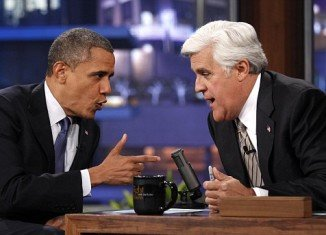 Barack Obama admits he struggles with maths beyond the 7th grade on Jay Leno show