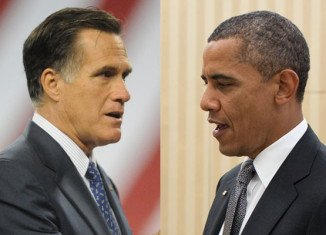 Barack Obama and Mitt Romney are set to meet in their third and final debate focusing on foreign policy