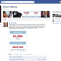 Barack Obama Facebook page receives more than 1 million Likes daily using Sponsored Stories feature
