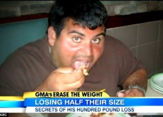 Edwin Velez set himself the seemingly impossible task of losing 100 lbs in those four short months