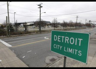 For the fourth years in a row, Forbes has rated Detroit as the most dangerous city in US