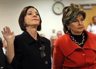 Gloria Allred's October Surprise fails to deliver killer blow to Mitt Romney