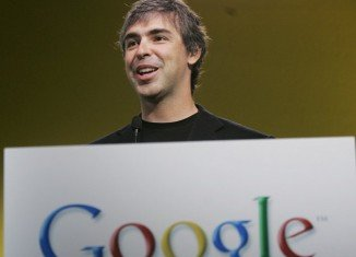 Google chief executive Larry Page apologized to analysts on a conference call after the market closed
