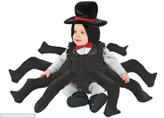 Halloween baby costume 2012
