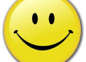 Harvey Ball smiley face for World Smile Day