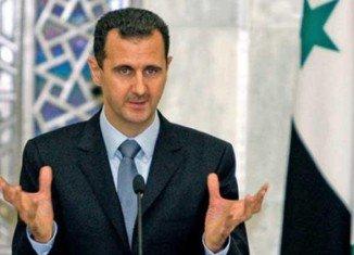 International peace envoy Lakhdar Brahimi has met Syria's president Bashar al-Assad in Damascus
