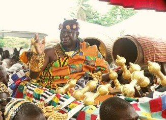 King Otumfuo Osei Tutu II ascended the throne in 1999 as the 16th ruler, or Asantehene