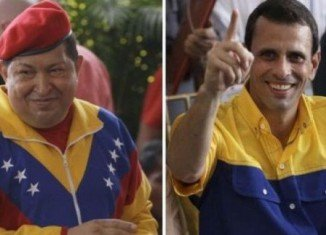 Left-wing incumbent Hugo Chavez, first elected in 1999, is being challenged by opposition leader Henrique Capriles