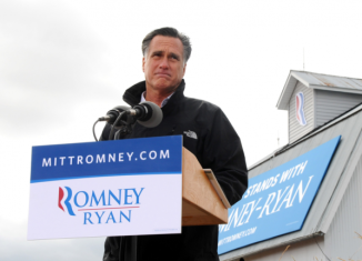 Mitt Romney has been citing his meeting some years ago with Seal Glen Doherty
