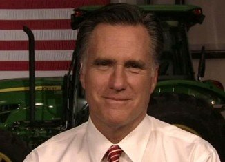 Mitt Romney told Fox News he was committed to helping the 100 percent