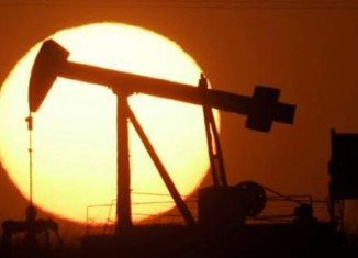 Oil prices fell sharply as economic data from China and Europe sparked worries about global demand