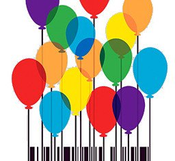 On October 7th is the 60th anniversary of the barcode patent, filed in the US in 1952