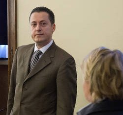 Paolo Gabriele has been moved to a Vatican cell to serve the rest of his sentence