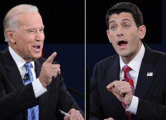 Paul Ryan won VP debate with 48 percent over Joe Biden
