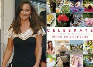 Pippa Middleton party planning book, Celebrate A Year of Festivities for Family and Friends