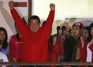 President Hugo Chavez has won a fourth term in office
