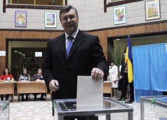 President Viktor Yanukovych's party has claimed victory in Ukraine's parliamentary election