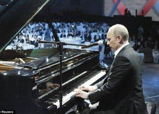 President Vladimir Putin turns 60 years old