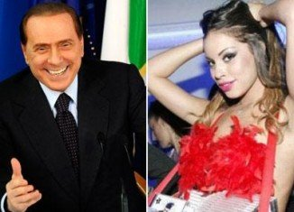 """Silvio Berlusconi has denied any """"intimate ties"""" with underage prostitute Ruby Rubacuori he is charged with"""