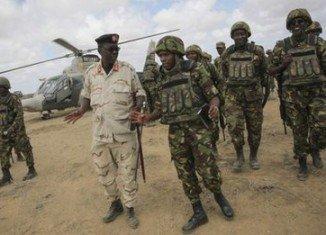 Somali government and AU troops have entered the strategic Somali port of Kismayo