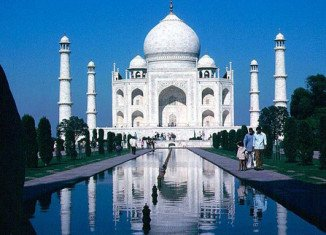 Taj Mahal replica will be built in the Gulf emirate of Dubai