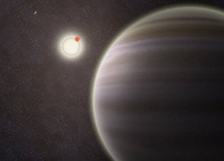 The planet, located just under 5,000 light-years away, has been named PH1 after the Planet Hunters site