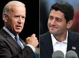 Vice-President Joe Biden and Republican Paul Ryan will clash for 90 minutes in Danville