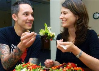 A new study has found that people who consume tofu and other plant-based foods might enjoy a better sex life than meat-eaters