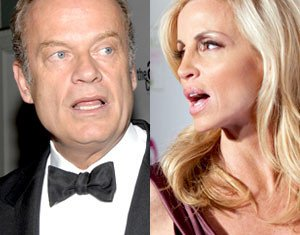 Camille Grammer tried to get an emergency court order to stop Kelsey Grammer and his family moving into a home they once shared