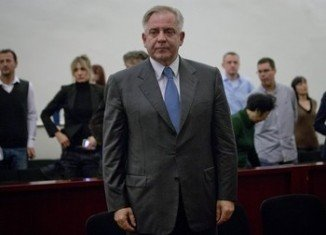 Croatia's former Prime Minister Ivo Sanader has be sentenced to 10 years in prison for taking bribes