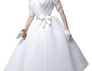 Elizabeth Taylor White Diamonds Barbie doll