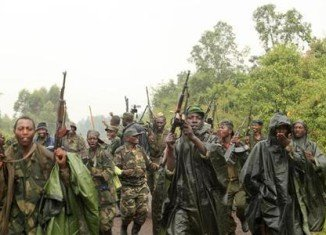 Fighters from the M23 rebel group say they have captured Goma, the main city in resource-rich eastern Democratic Republic of Congo