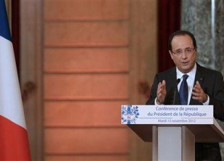 France has become the first Western country to recognize Syria's opposition coalition as the sole legitimate representative of the Syrian people