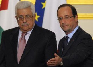 France has confirmed its intentions to vote for Palestinian non-member status at the United Nations later this week