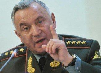 General Nikolai Makarov, Russian armed forces chief, dismissed by Vladimir Putin