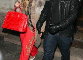 Jennifer Lopez couldn't seem to make her mind up on what look she was going for as she stepped out in Stockholm on Monday night