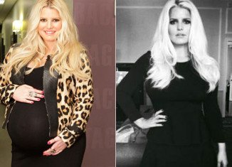 Jessica Simpson has battled with her weight for years but after giving birth to daughter Maxwell in May, she vowed to lose weight