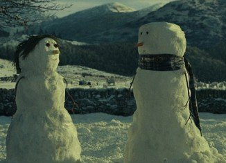John Lewis department store unveils its new Christmas ad, banking on a lovestruck snowman to leave viewers misty-eyed