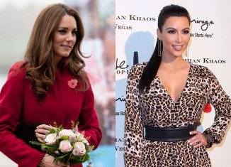 Kim Kardashian has reportedly sent Kate Middleton a load of free clothing from her Kardashian Kollection only to get them send straight back