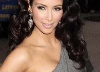 Kim Kardashian topped the 2012 list of the most-searched person on Bing