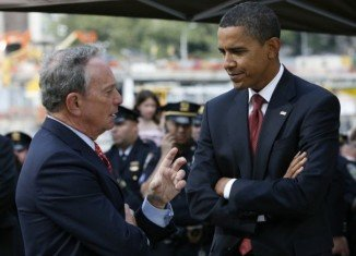 NY Mayor Michael Bloomberg has delivered a big boost to Barack Obama by endorsing him for re-election