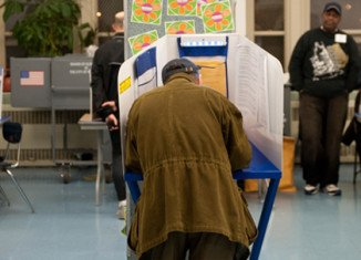 New York may extend voting for an extra day due to Hurricane Sandy