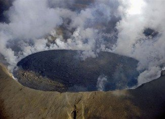 New Zealand's Mount Tongariro has erupted again, having rumbled back to life in August after more than a century of quiet